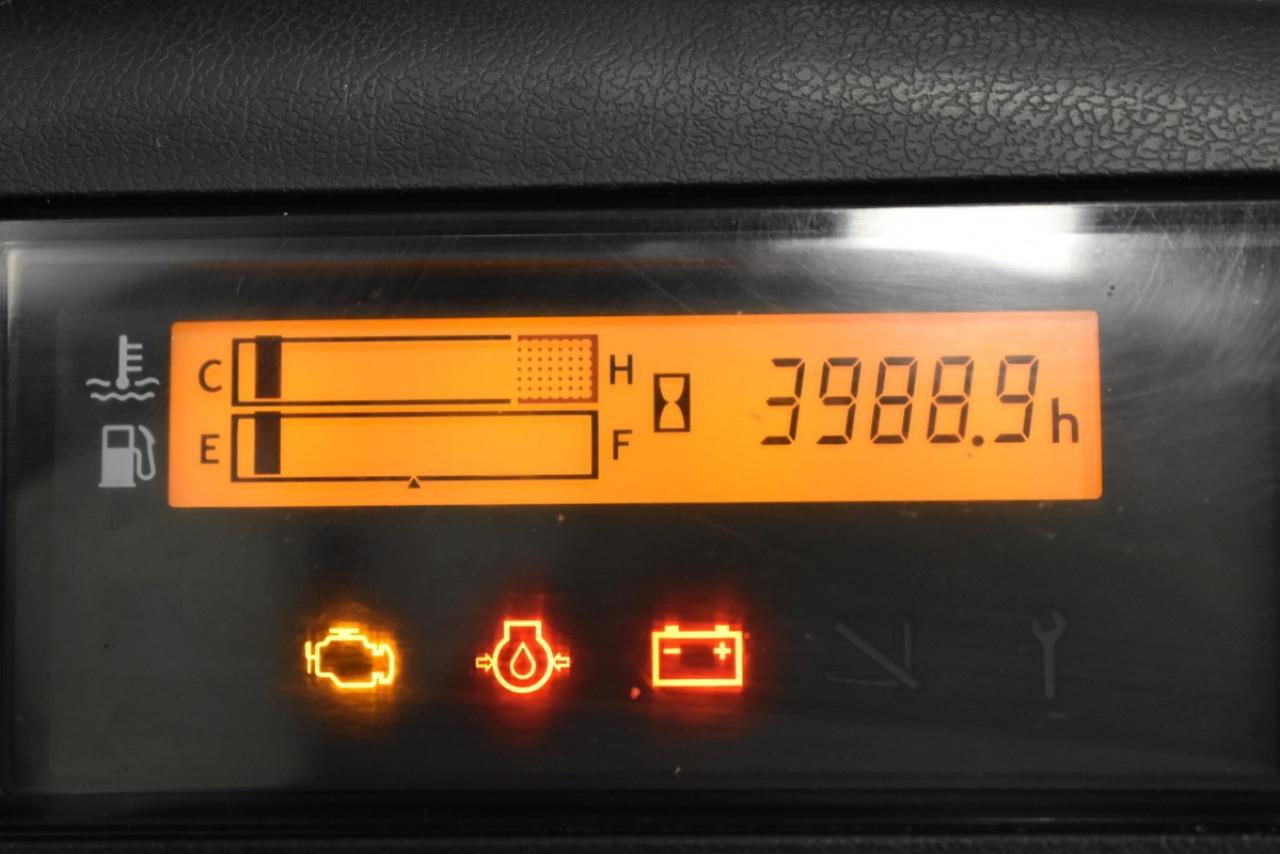 33090 TOYOTA 02-7FG35 - LPG, 2012, BP, pouze 3988 mth
