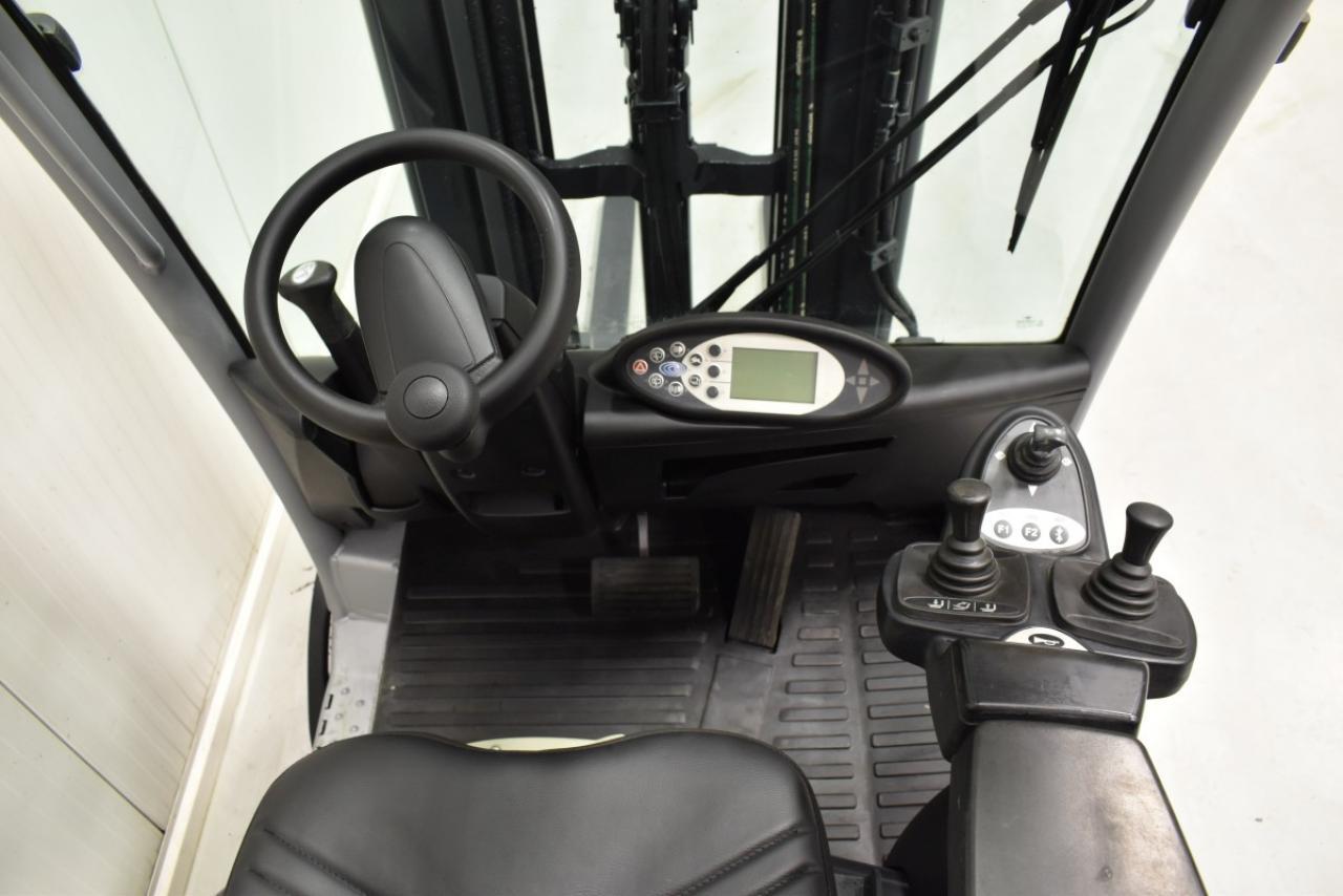 33102 STILL RX 70-20 - Diesel, 2013, BP, volný zdvih, Triplex