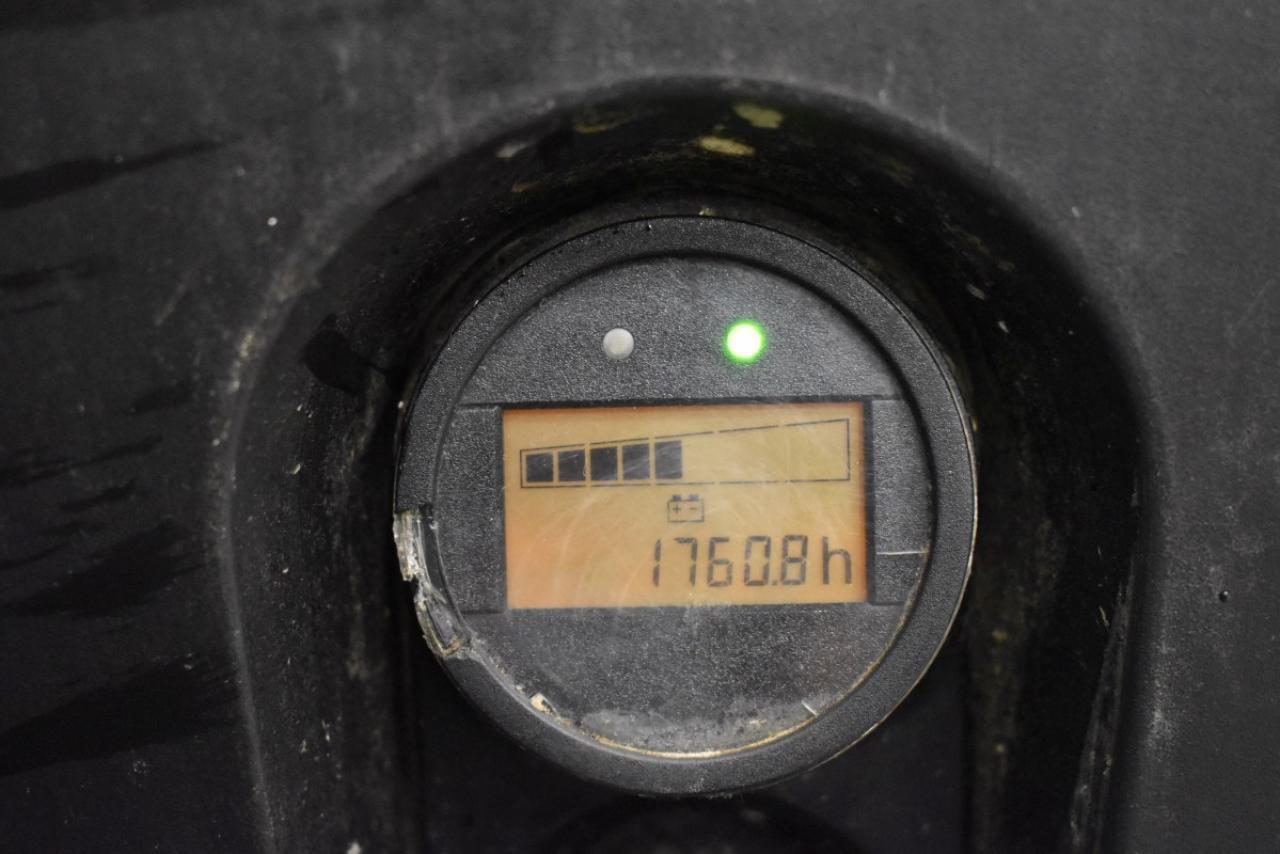 33103 STILL EXV 12 - AKU, 2015, volný zdvih, pouze 1760 mth
