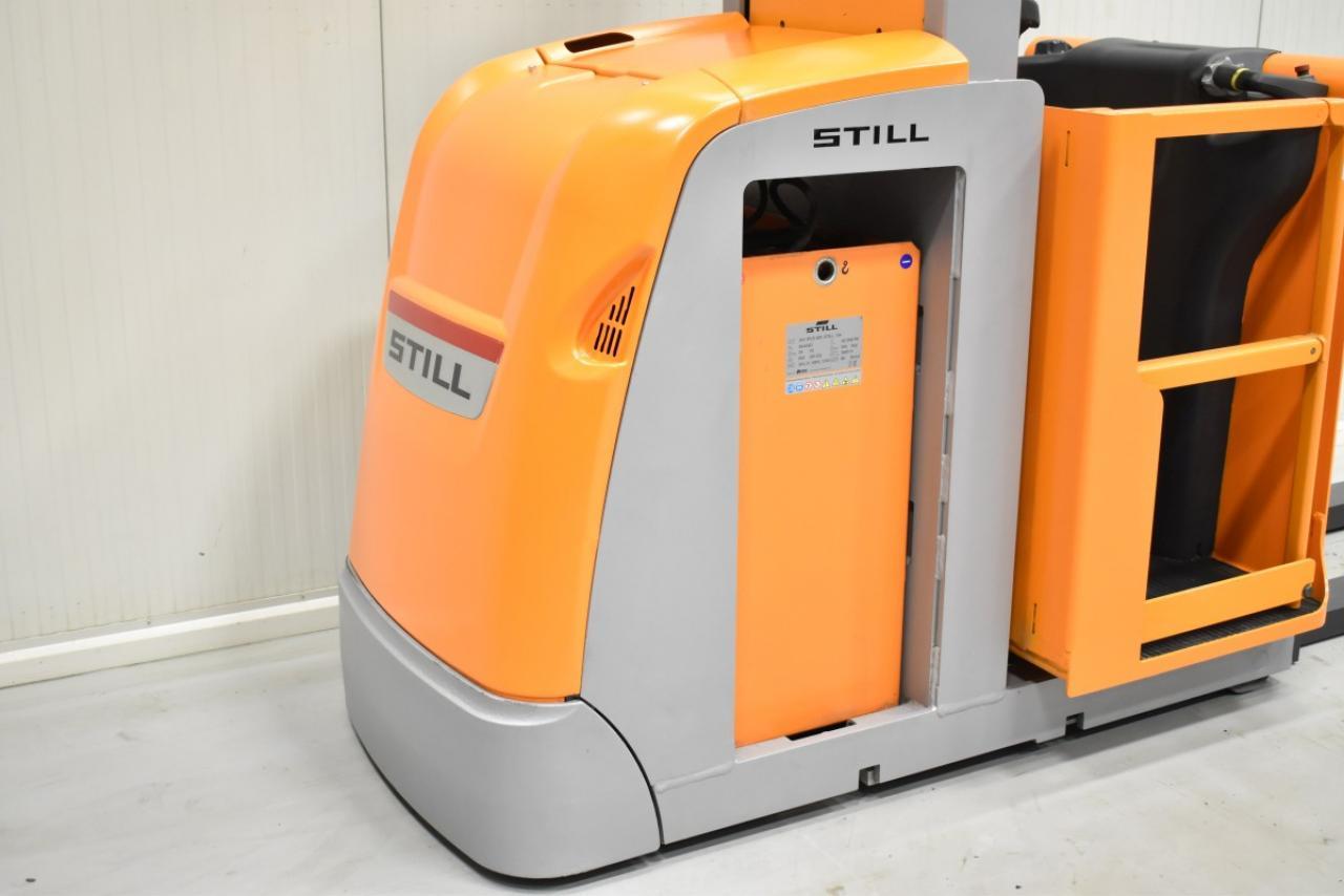33121 STILL EK-X - Battery, 2014, only 1313 hrs