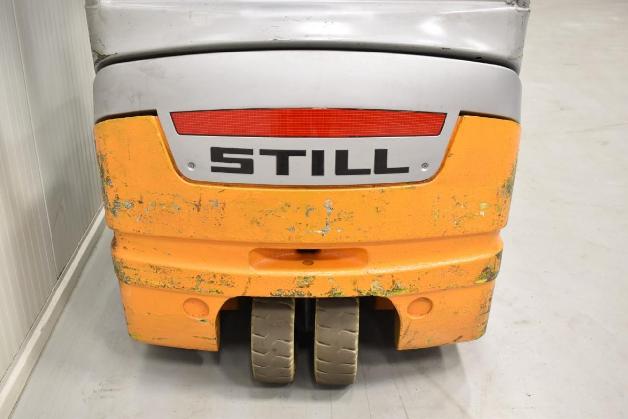 33135 STILL RX 20-16 - AKU, 2012, BP, Volný zdvih, Triplex, BAT 2017