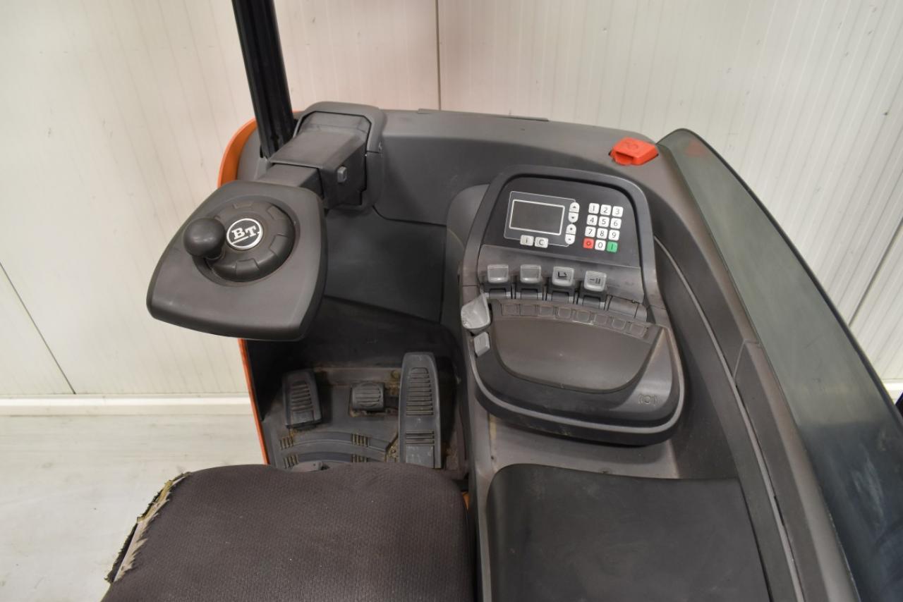 33140 BT RRE 160 - AKU, Retrak, 2011, BP, Volný zdvih, Triplex