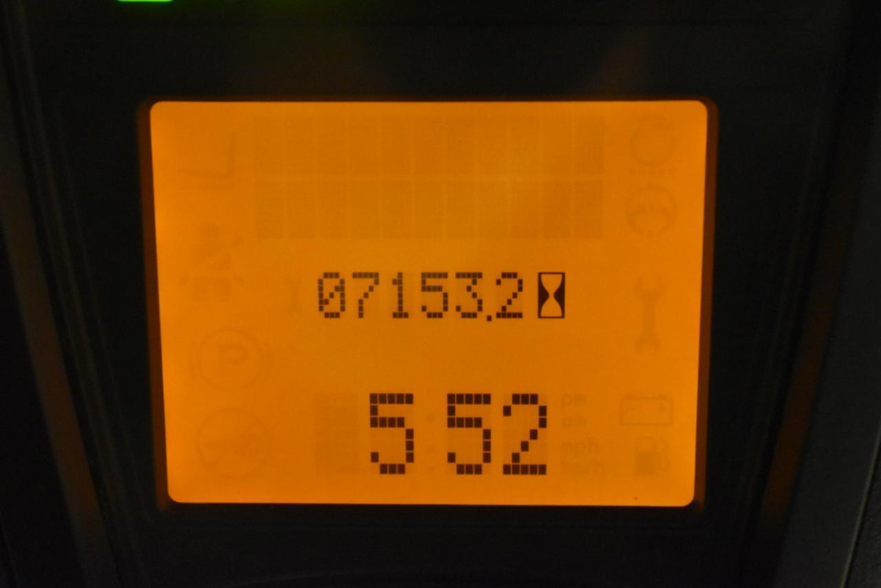 33158 LINDE H 25 D-01 - Diesel, 2012, Kabina, BP+HSV