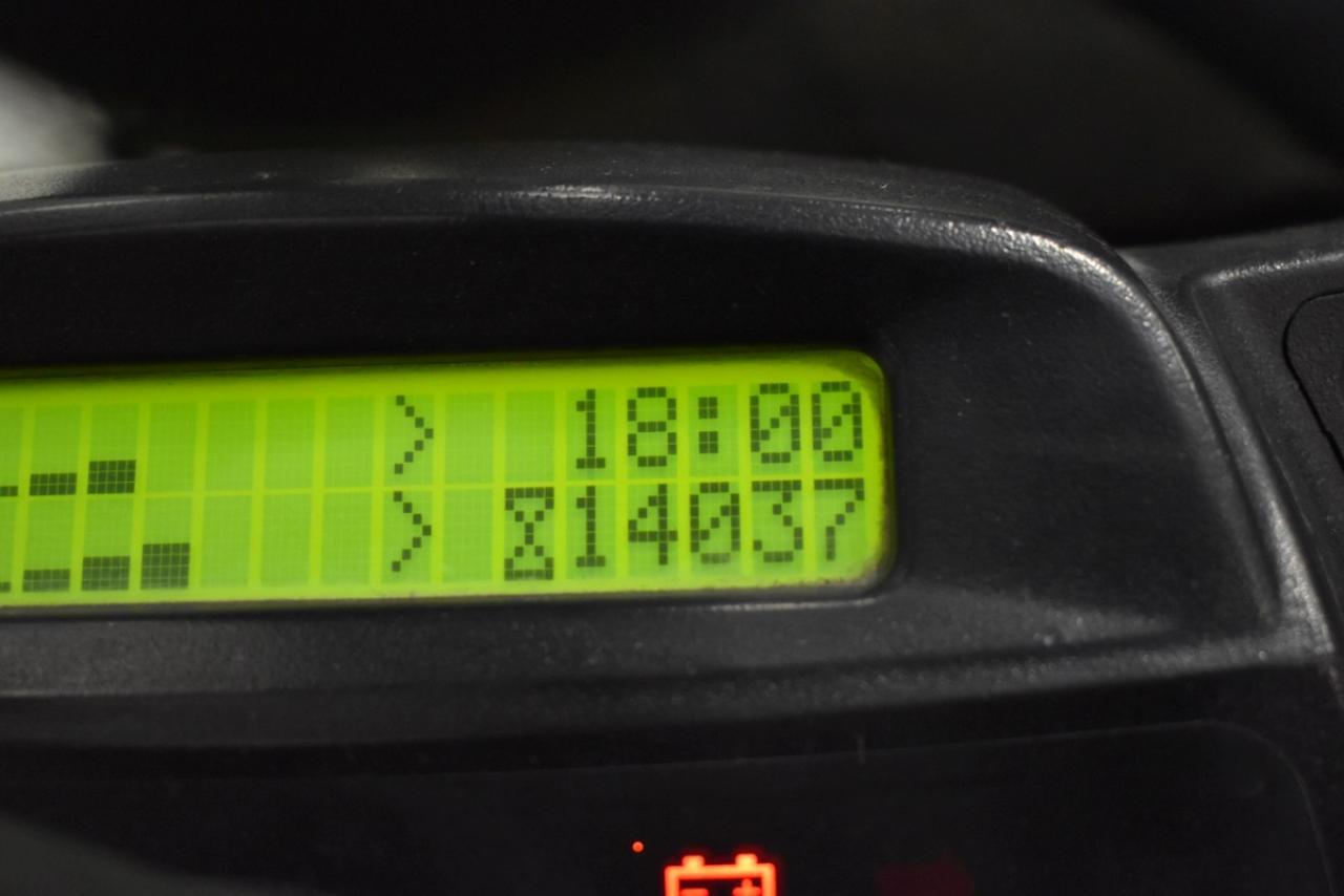 33162 YALE GDP 45 - Diesel, 2007, Kabina