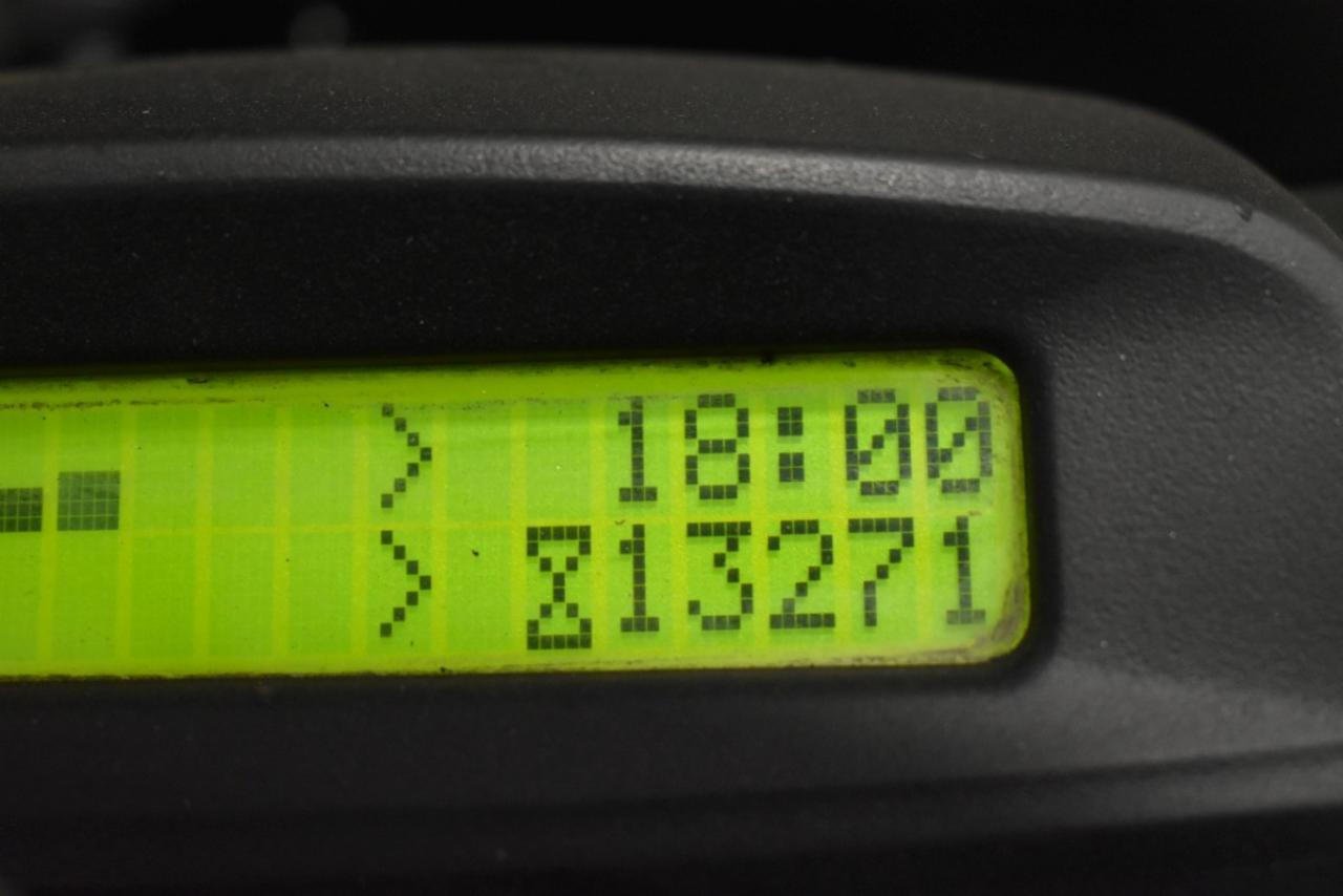 33167 YALE GDP 40 VX6 - Diesel, 2007, Kabina, BP