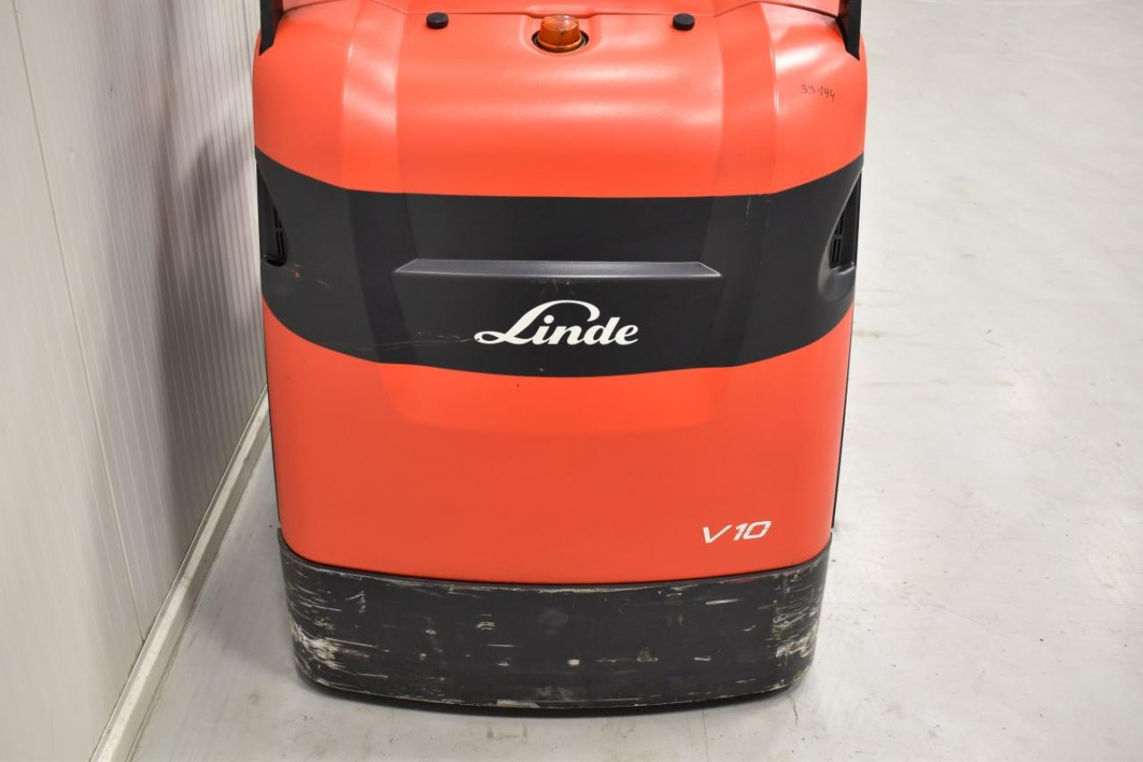 33194 LINDE V 10 - Battery, 2011, only 4739 hrs