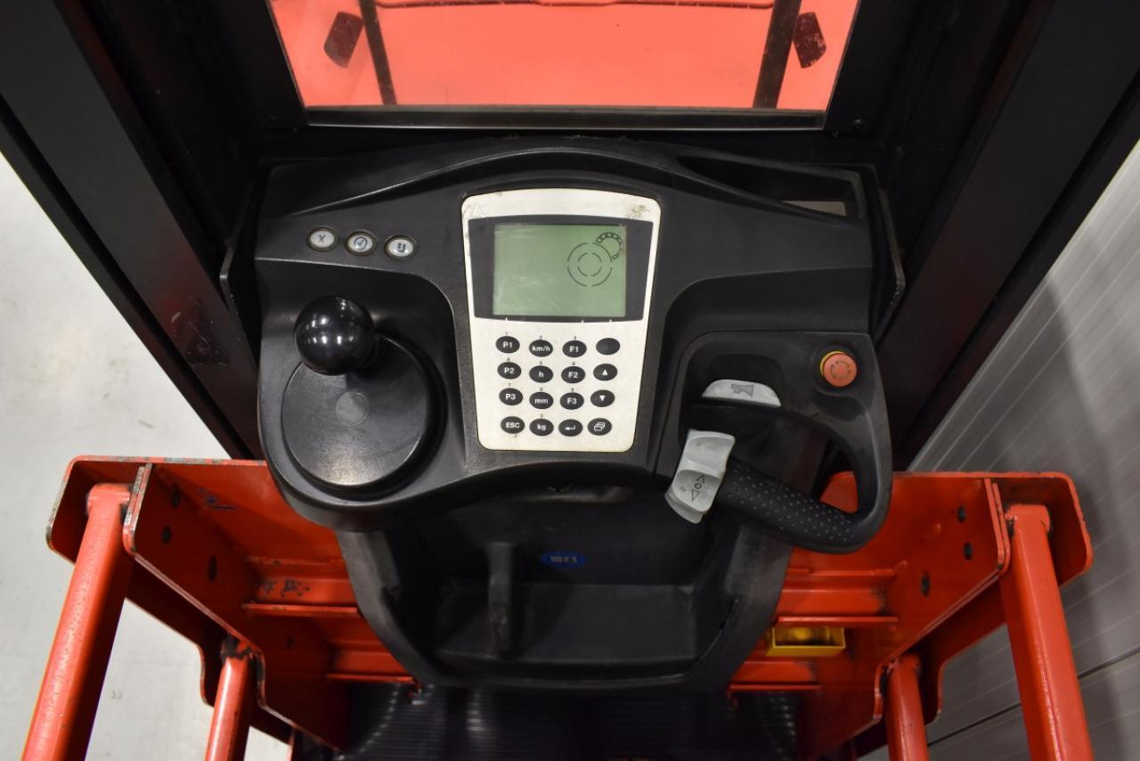 33195 LINDE V 10 - AKU, 2011, Triplex, pouze 4154 mth