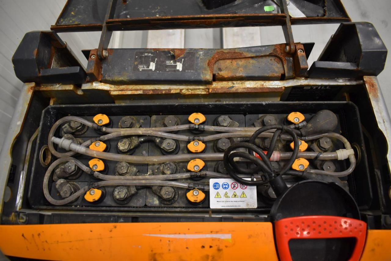 33198 STILL EXU-H 20 - AKU, 2015, přízdvih, pouze 858 mth, BAT 2015