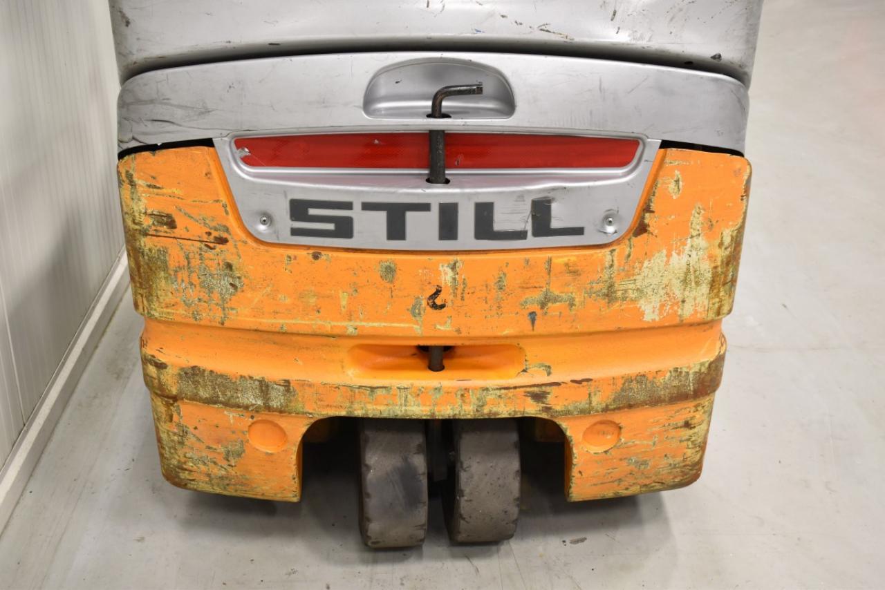33206 STILL RX 20-16 - AKU, 2015, BP, Volný zdvih