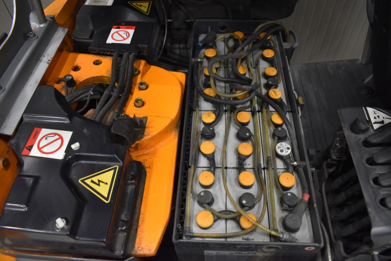 33210 STILL RX 50-10 - AKU, 2006, BP+HSV, pouze 5592 mth
