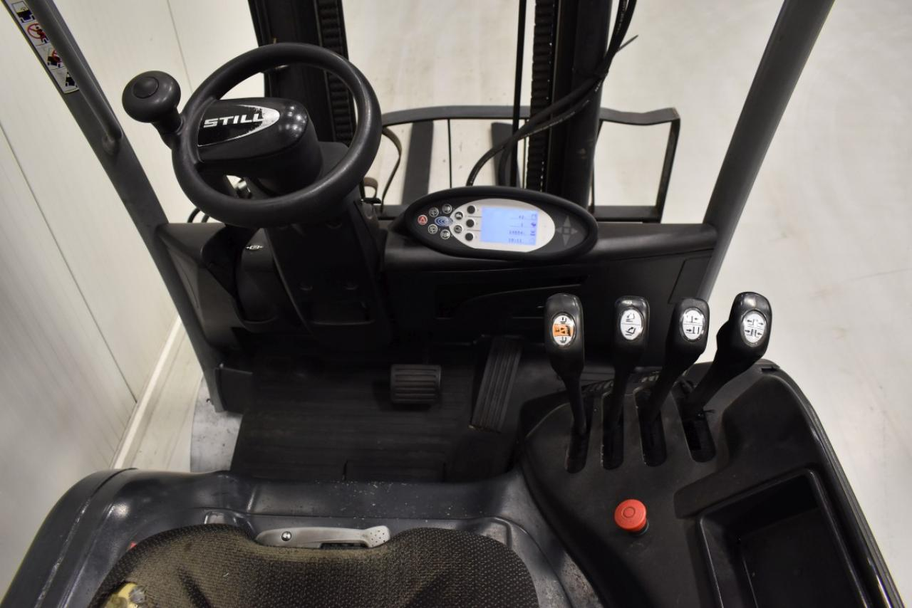 33215 STILL RX 60-25 - AKU, 2010, BP+HSV