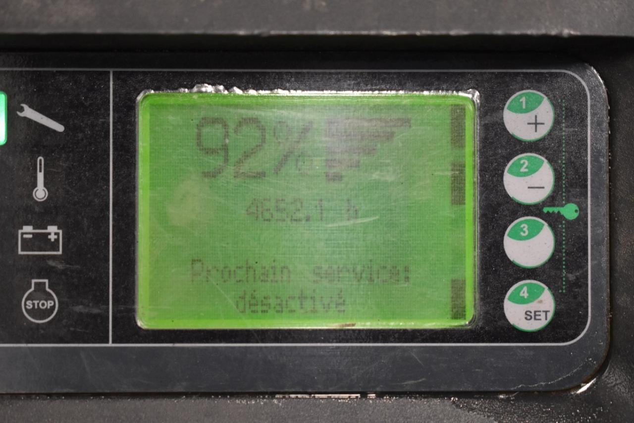 33227 LINDE L 12 LAP - AKU, 2012, přízdvih, pouze 4652 mth