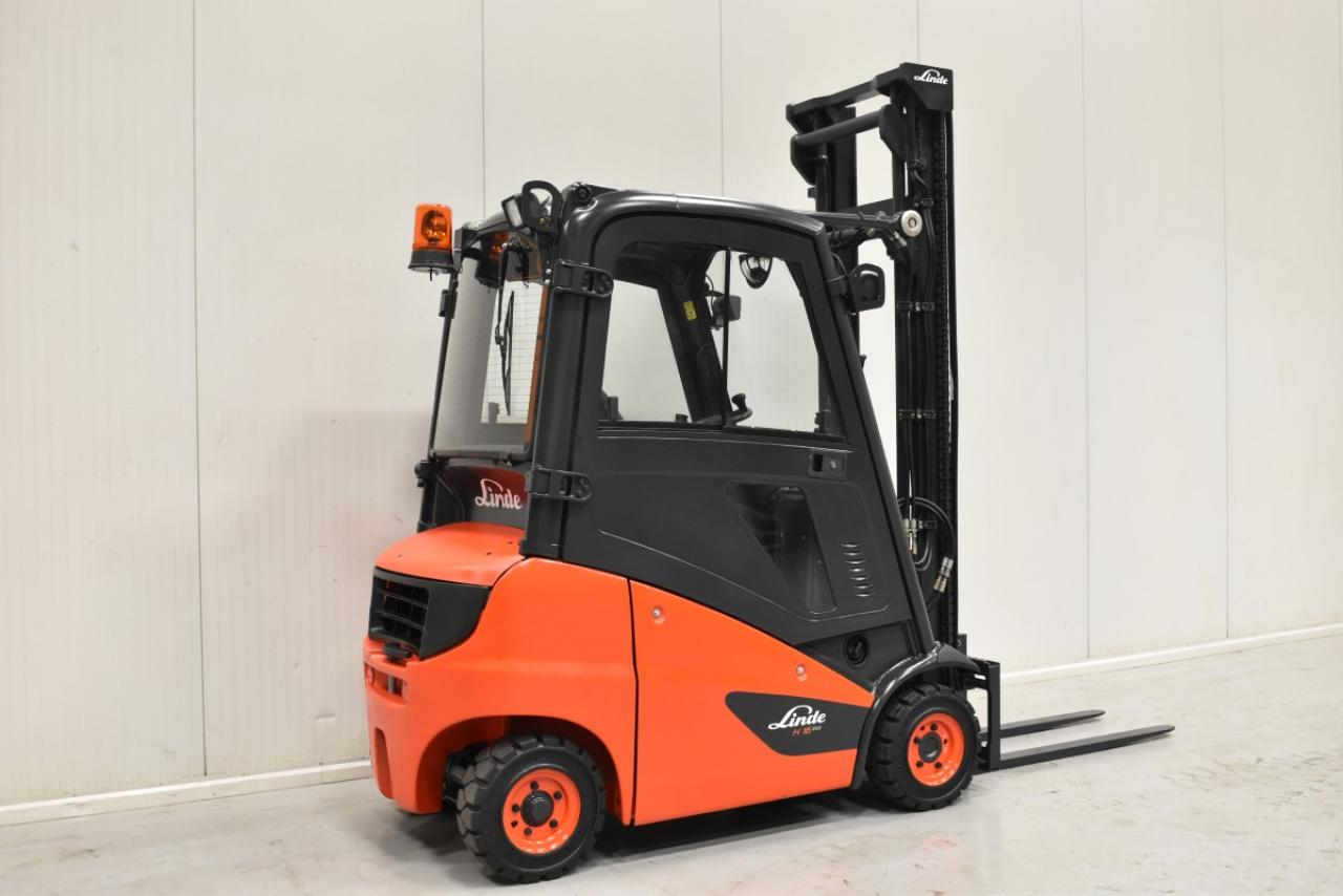33233 LINDE H 16 D-01 - Diesel, 2012, Kabina, BP, pouze 4206 mth
