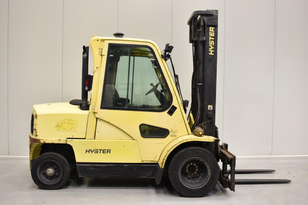 33289 HYSTER H 4.00 XM-6 - Diesel, 2001, Kabina, BP