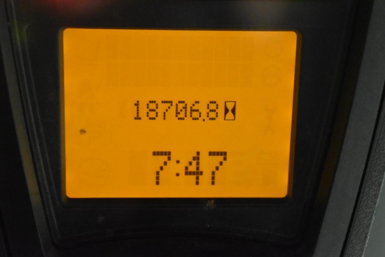 33304 LINDE H 40 T-02 - LPG, 2014, BP, Volný zdvih, Triplex