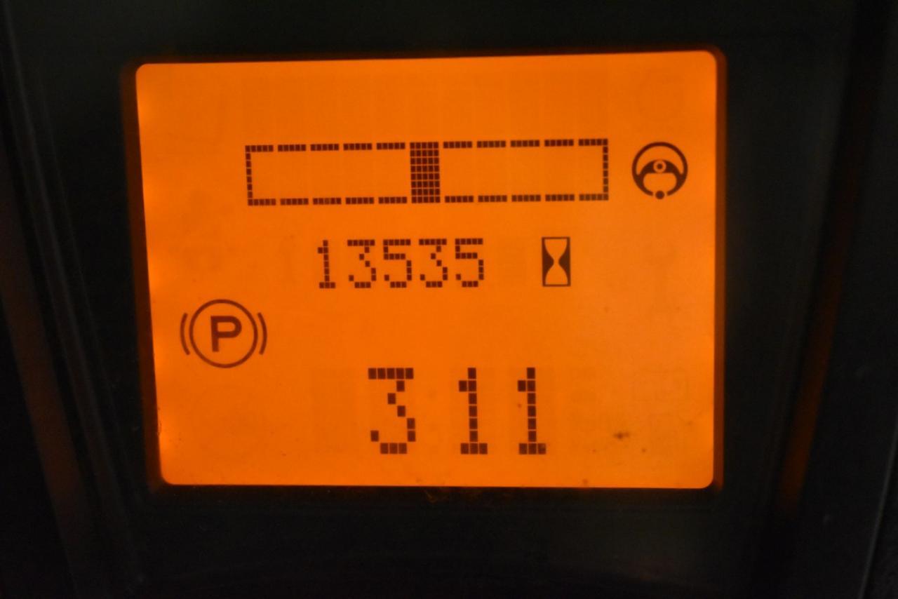 33314 LINDE E 16 PH-02 - AKU, 2014, BP, volný zdvih
