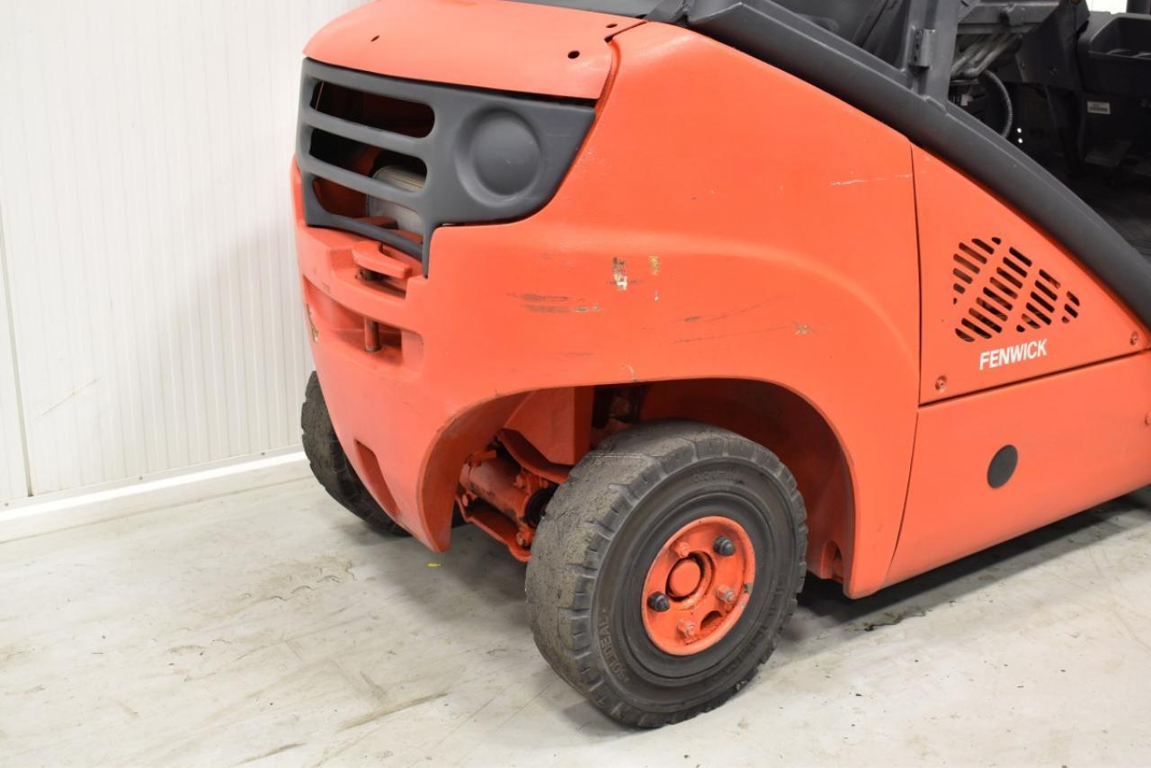 33354 LINDE H 25 D - Diesel, 2007, BP, pouze 4680 mth