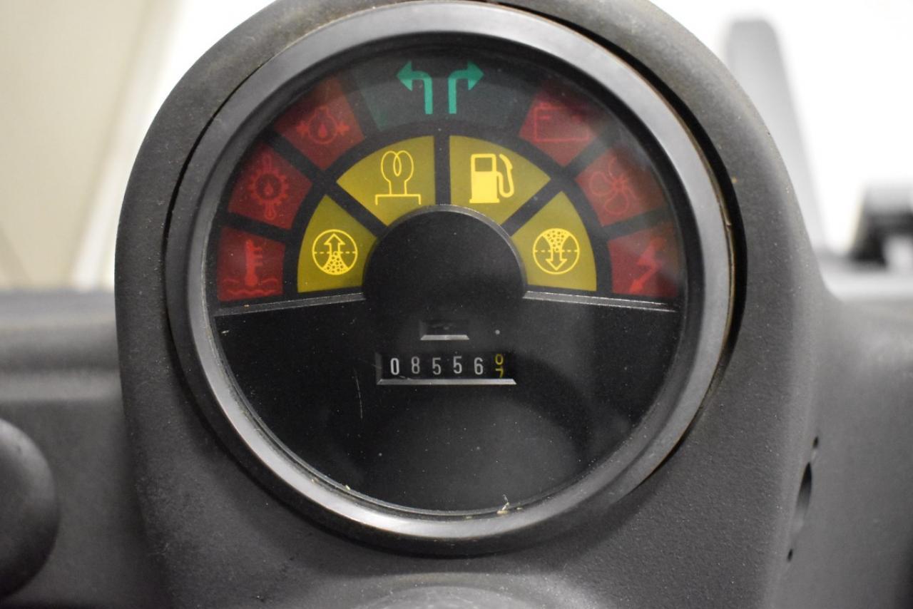 33364 LINDE H 16 D - Diesel, 2000, BP