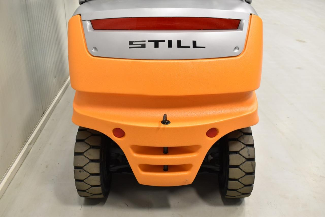 33369 STILL RX 60-40 - Battery, 2014, Cabin, SS+FP, Free lift, TRIPLEX, BATT 2018
