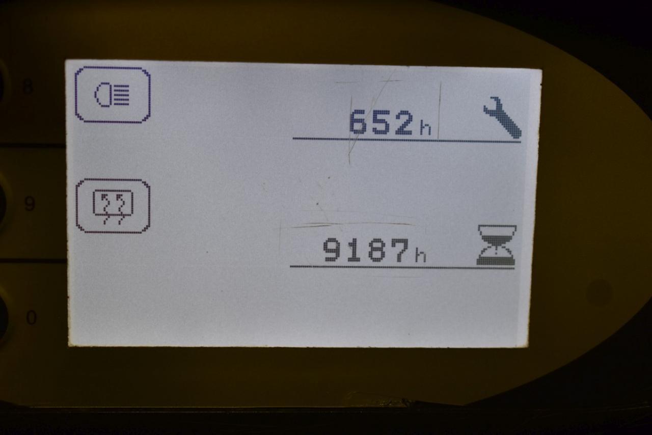 33397 STILL RX 60-20 - Battery, 2015, Cabin, SS, Free lift, TRIPLEX