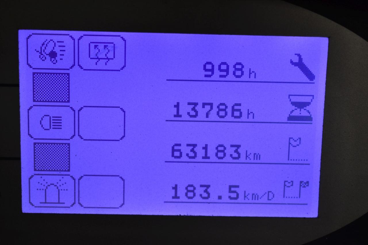 33398 STILL RX 60-40 - AKU, 2016, Kabina, BP+HSV, volný zdvih, Triplex