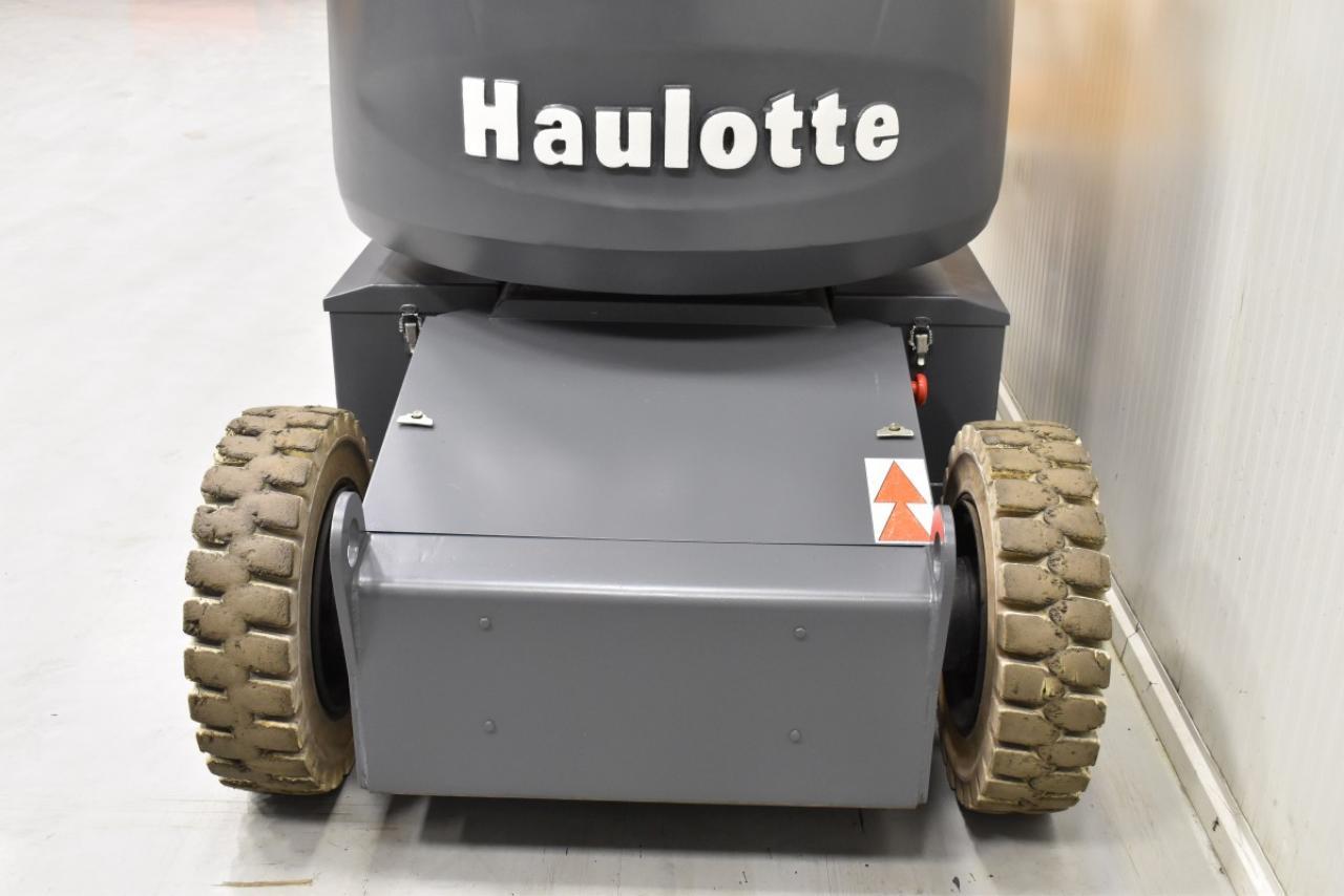 33437 HAULOTTE HA 12 IP - AKU, 2006, pouze 448 mth