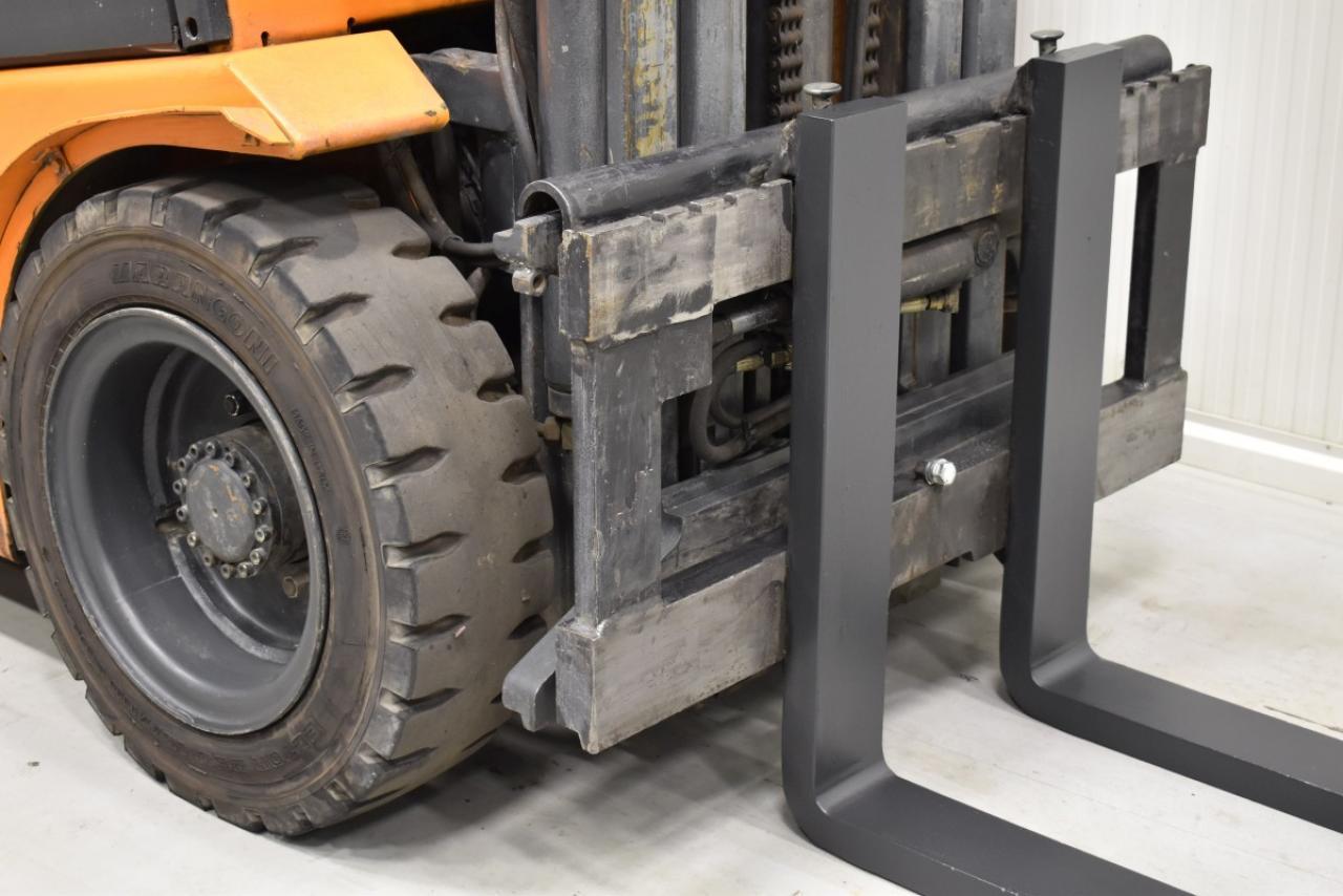 33443 STILL R 60-40 - Battery, 1996, Cabin, SS, Free lift, TRIPLEX