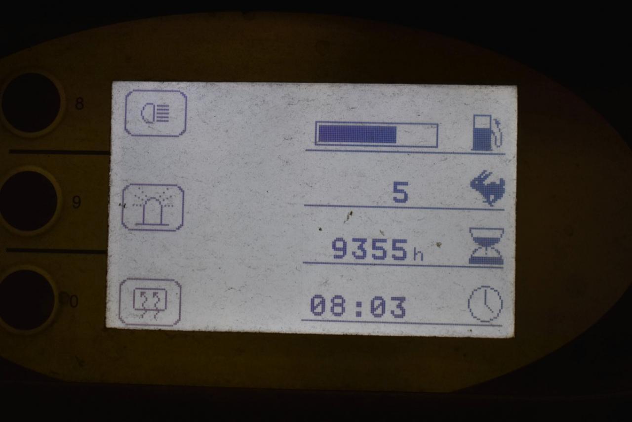33463 STILL RX 70-30 - Diesel, 2013, polokabina, BP, Volný zdvih, Triplex