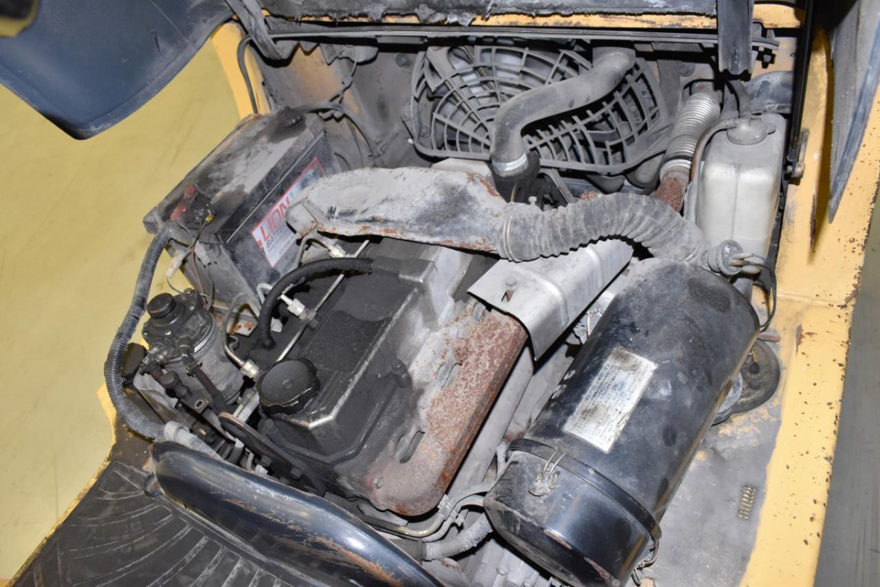 33486 CATERPILLAR DP 30 KD - Diesel, , BP, Volný zdvih, Triplex