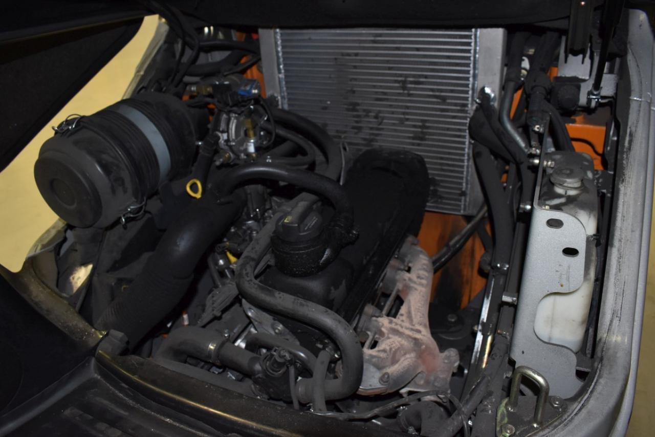 33520 STILL RX 70-30 T - LPG, 2014, Kabina, Volný zdvih, Triplex