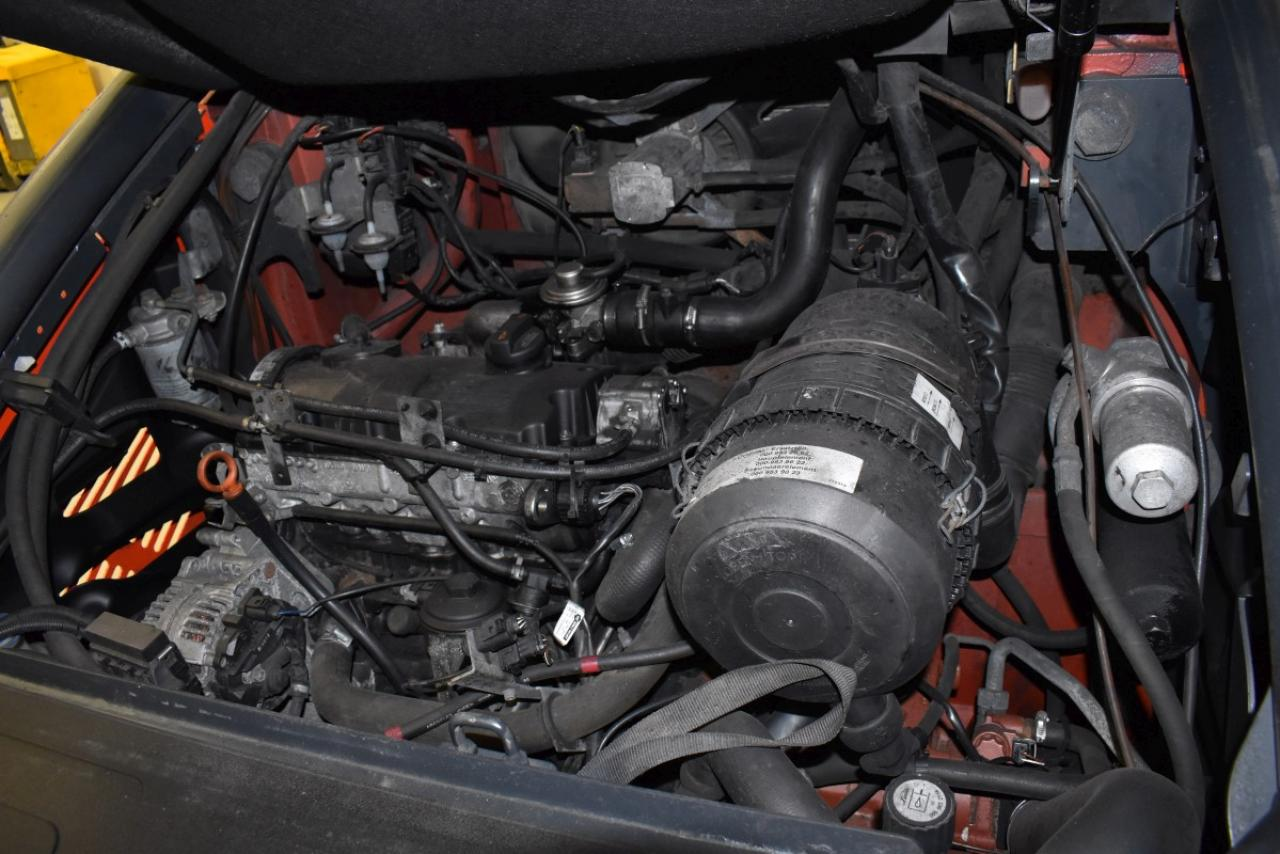 33535 LINDE H 40 D-01 - Diesel, 2011, BP