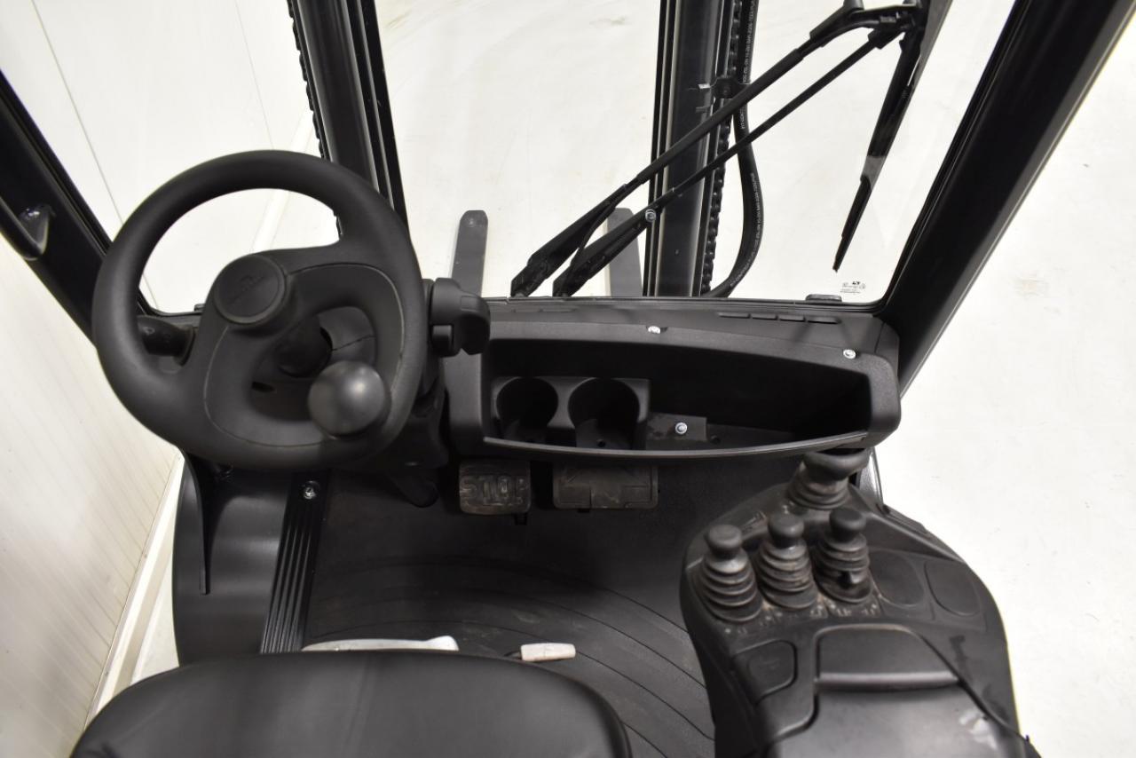 33539 LINDE H 25 T-02 - LPG, 2013, BP, pouze 1869 mth