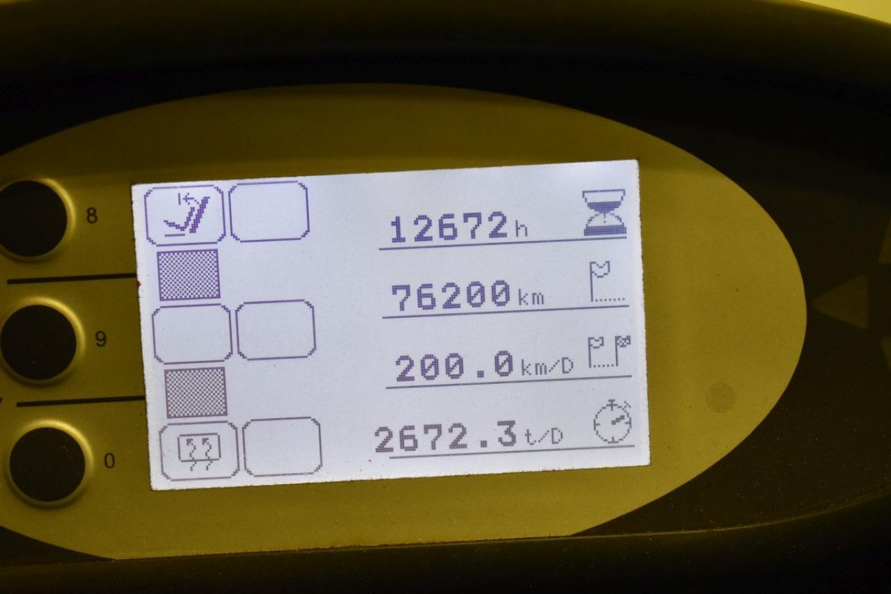 33563 STILL RX 20-20 PH - AKU, 2014, Kabina, BP+HSV, volný zdvih, Triplex