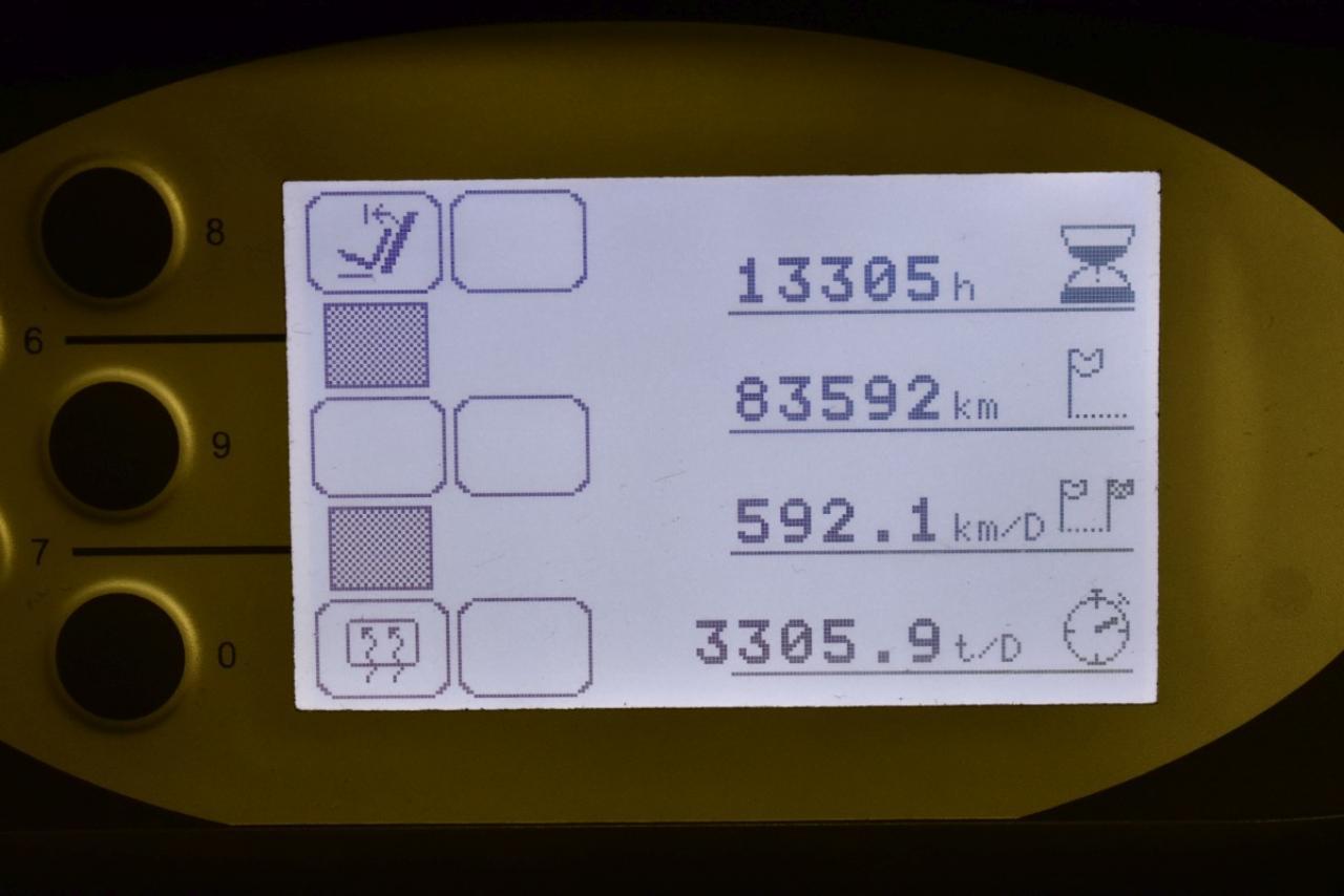 33568 STILL RX 20-20 P/H - AKU, 2014, Kabina, BP+HSV, Volný zdvih, Triplex