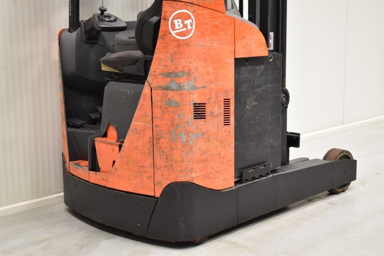 33583 BT RRE 250 - AKU, Retrak, 2012, BP, volný zdvih, Triplex