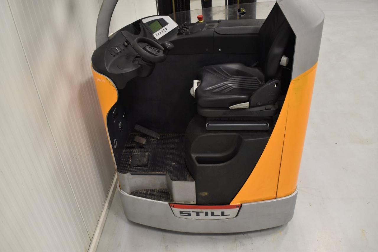 33607 STILL FM-X 14 - AKU, Retrak, 2013, BP, Drive-in, Volný zdvih, Triplex, pouze 5335 mth