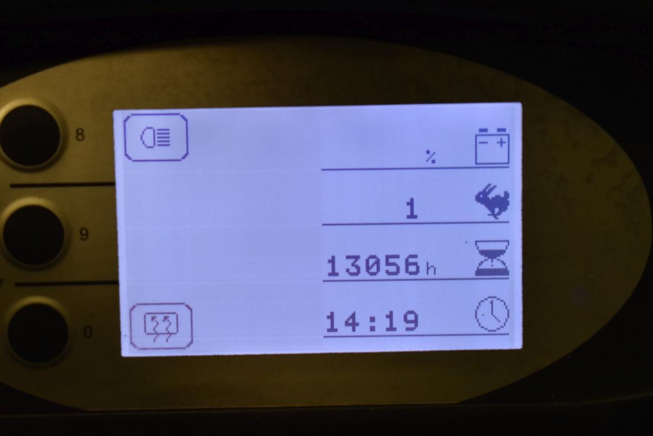 33611 STILL RX 60-16 - AKU, 2012, Kabina, BP, Volný zdvih