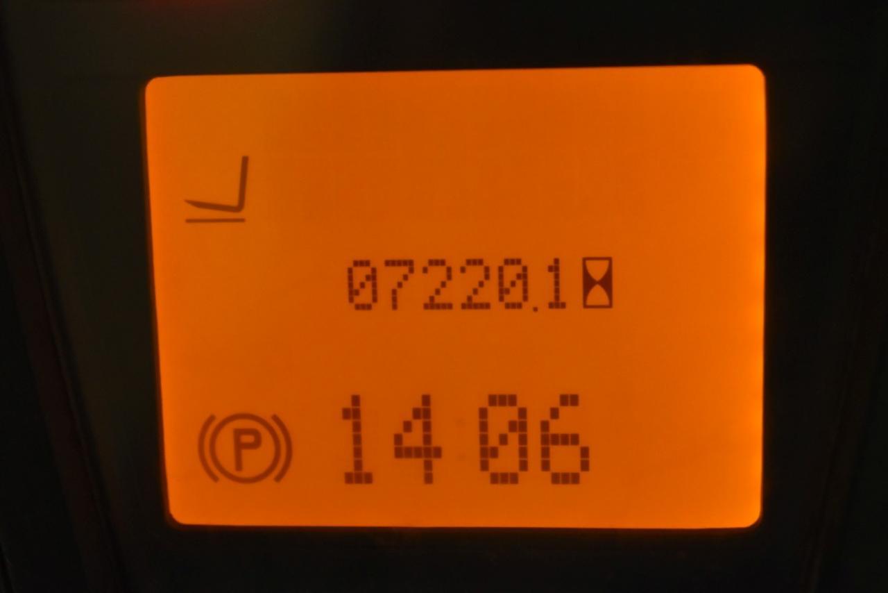 33680 LINDE H 30 D - Diesel, 2004, polokabina, BP, pouze 7220 mth