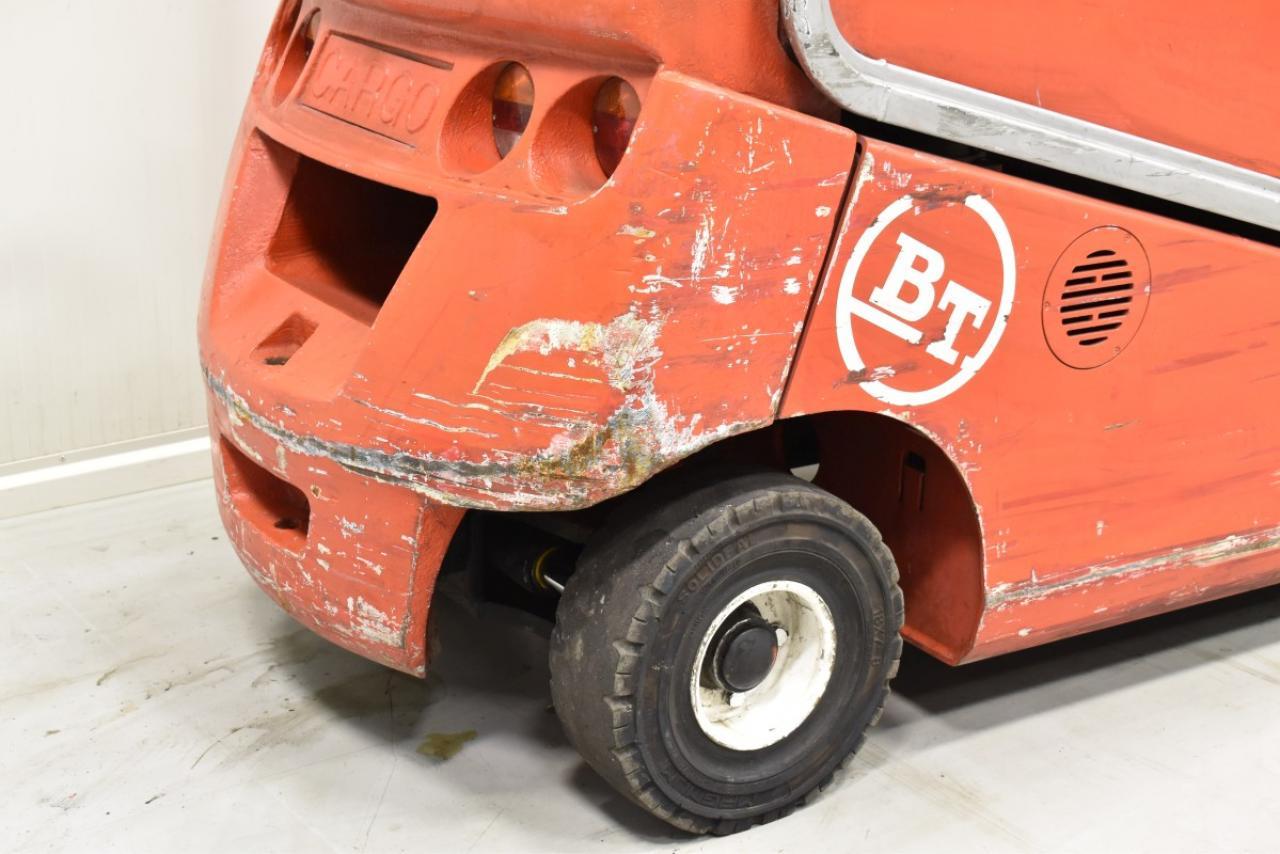 33684 BT CBG 20 - LPG, 2007, SS, Free lift, TRIPLEX