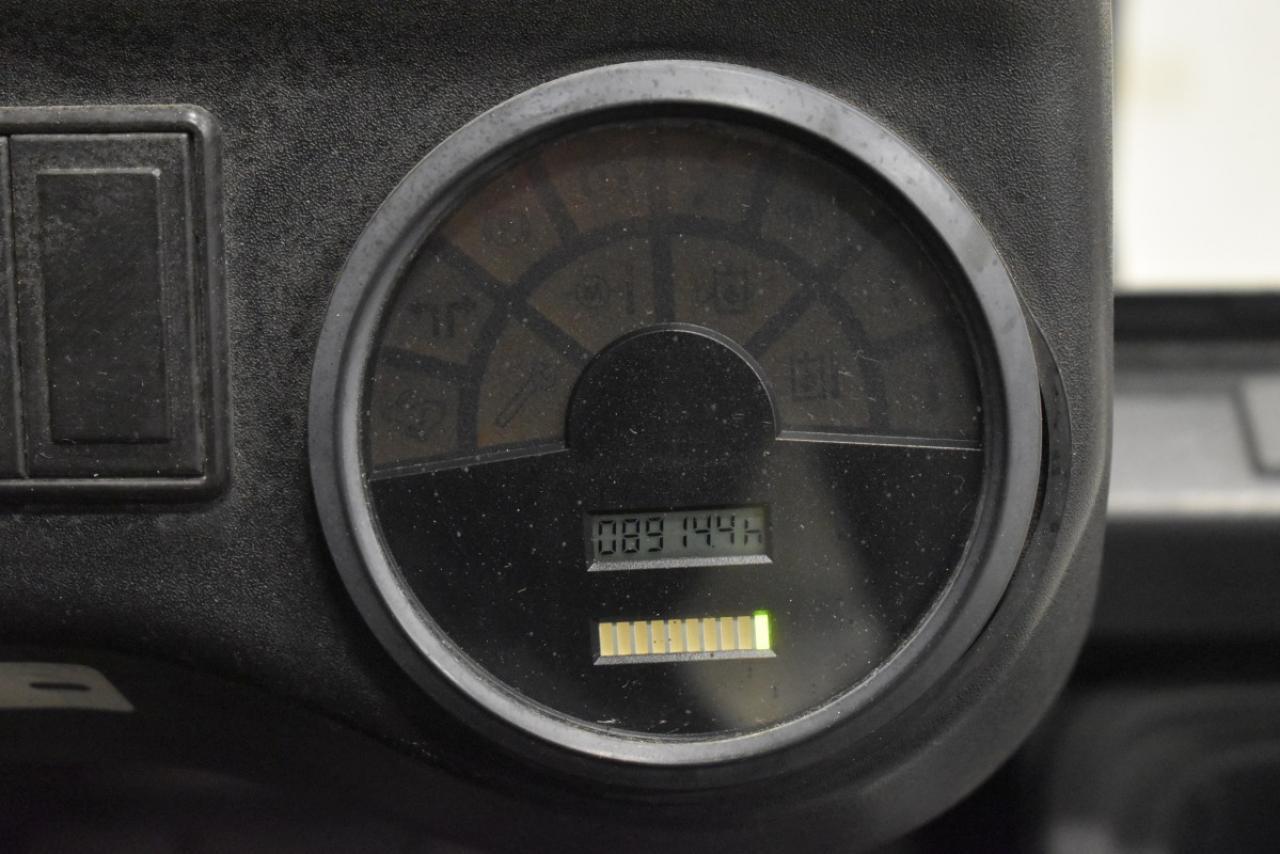 33769 LINDE E 30-03/600 - AKU, 2008, BP, Volný zdvih, Triplex, BAT 2016