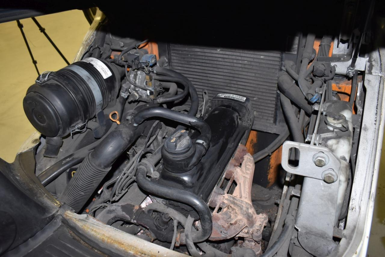33818 STILL RX 70-35 T - LPG, 2008, Kabina, BP, Volný zdvih, Triplex, pouze 7246 mth