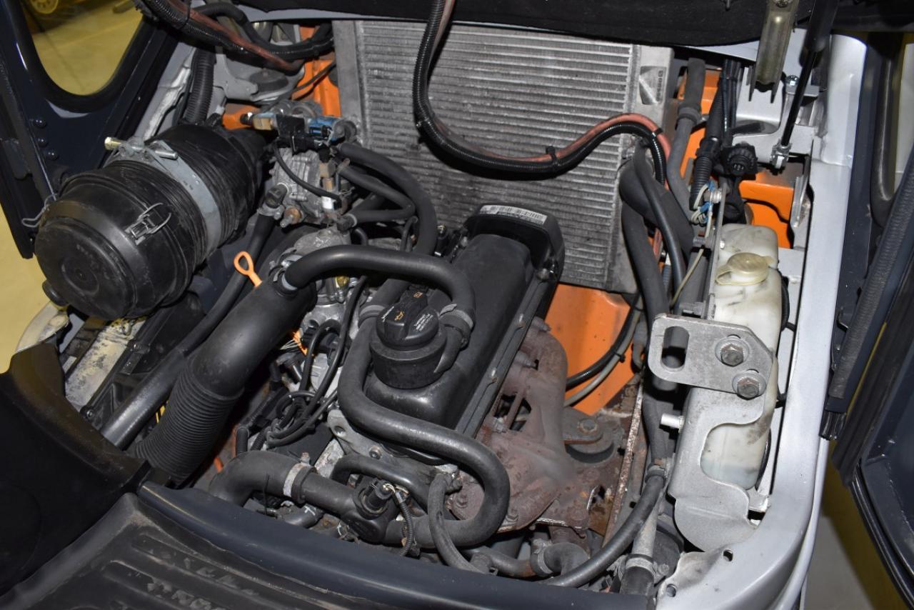 33820 STILL RX 70-35 T - LPG, 2009, polokabina, BP, Volný zdvih, Triplex, pouze 7076 mth