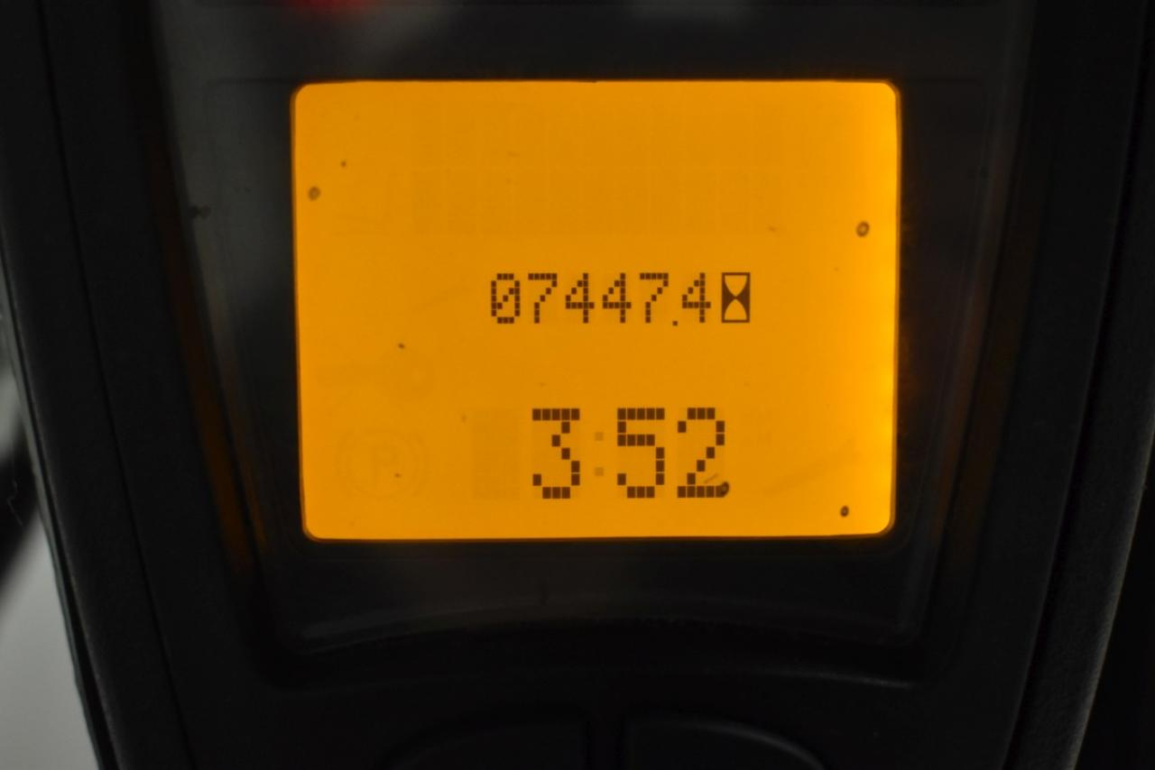 33823 LINDE H 16 L - LPG, 2008, BP+HSV, Volný zdvih