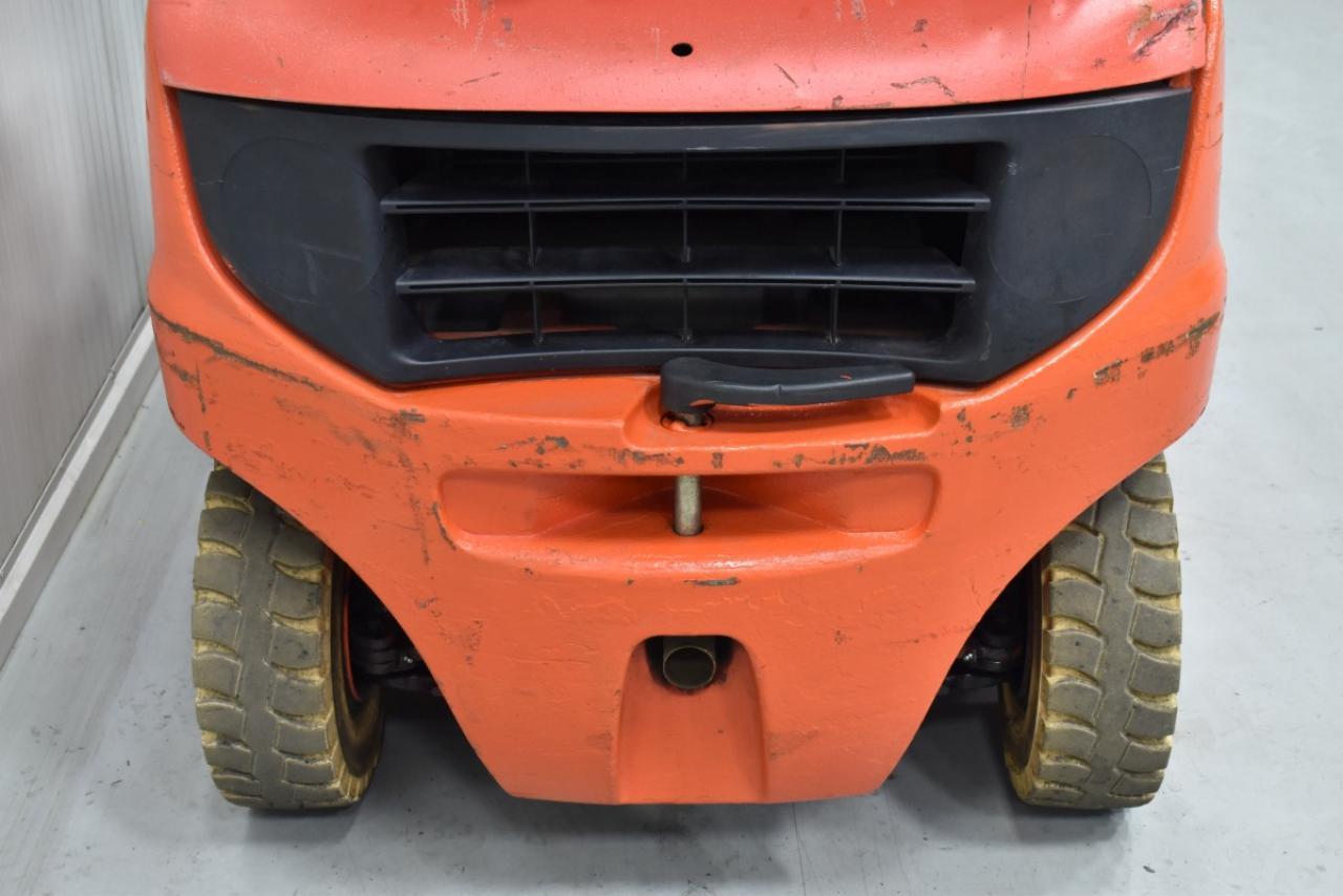 33824 LINDE H 20 T - LPG, 2007, BP, Volný zdvih, Triplex