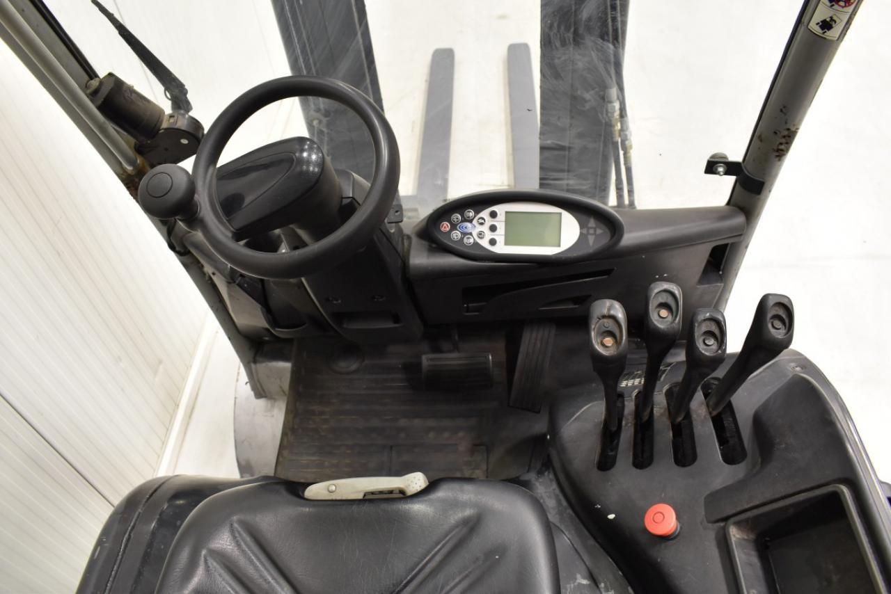 33864 STILL RX 60-30 L - Battery, 2011, semi-cabin, SS