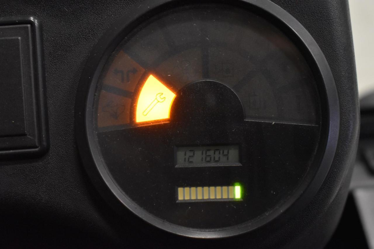33865 LINDE E 25/02 - Battery, 2009, Cabin, SS, BATT 2010