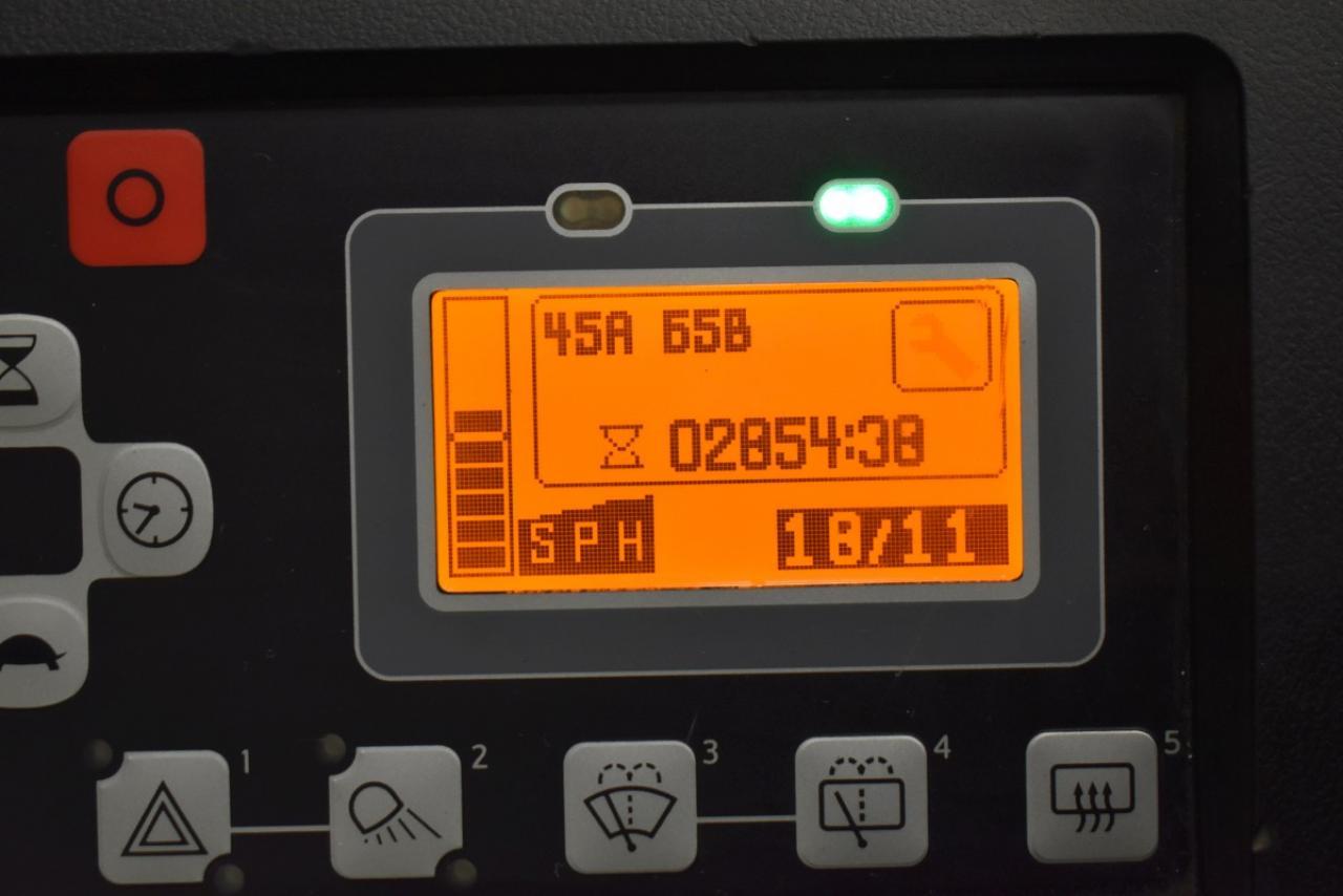 33872 TOYOTA 8FBMKT30 - AKU, 2014, BP+HSV, pouze 2362 mth