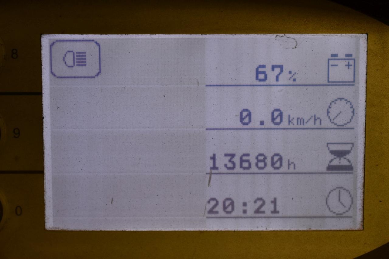 33876 STILL RX 60-30 L - AKU, 2011, Kabina