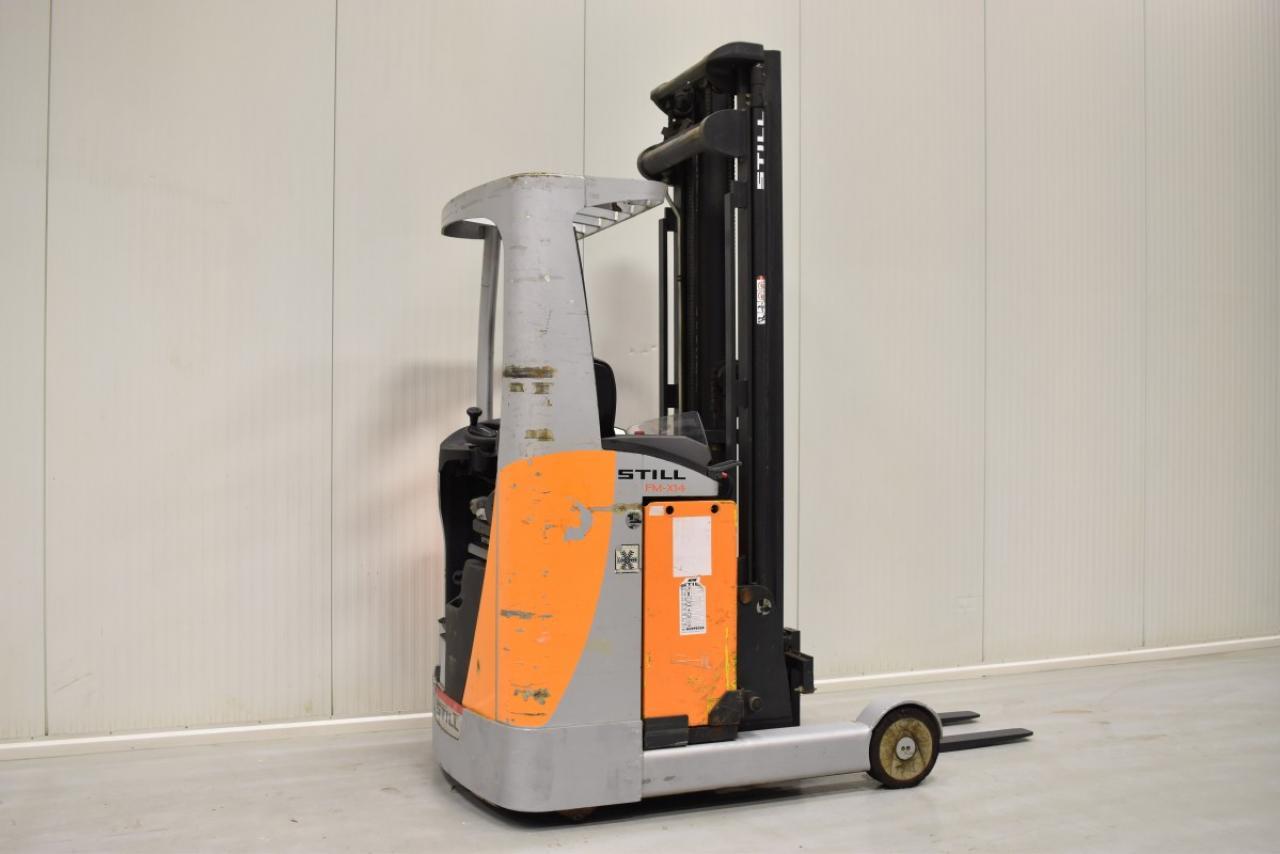 33879 STILL FM-X 14 - Battery, Reach truck, 2008, SS, Free lift, TRIPLEX