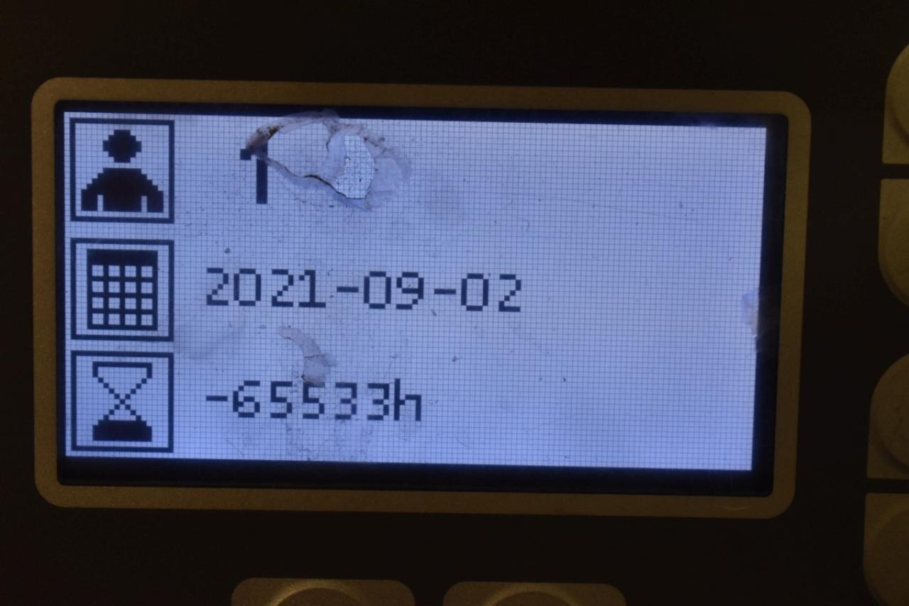 33880 BT RRE 140 - AKU, Retrak, 2011, BP, Volný zdvih, Triplex, pouze 65534 mth